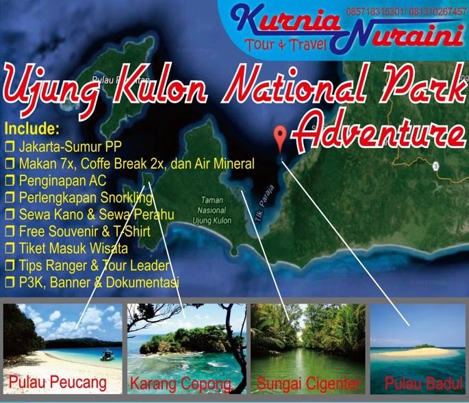 Paket Wisata Ujung Kulon